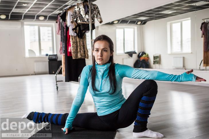 Українська гімнастка про виступ перед Путіним, звірства Дерюгіних і палаючий сепарський танк - фото 3