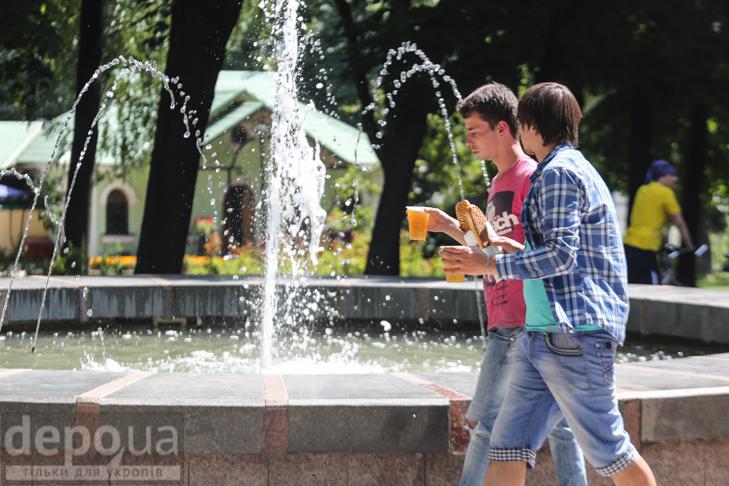 15 фотографій про те, що Київ неможливий без вуличної їжі - фото 11