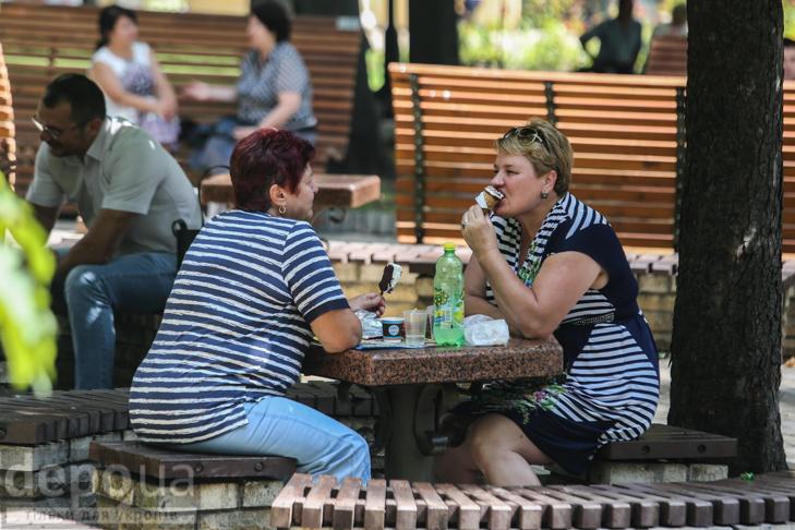 15 фотографій про те, що Київ неможливий без вуличної їжі - фото 12