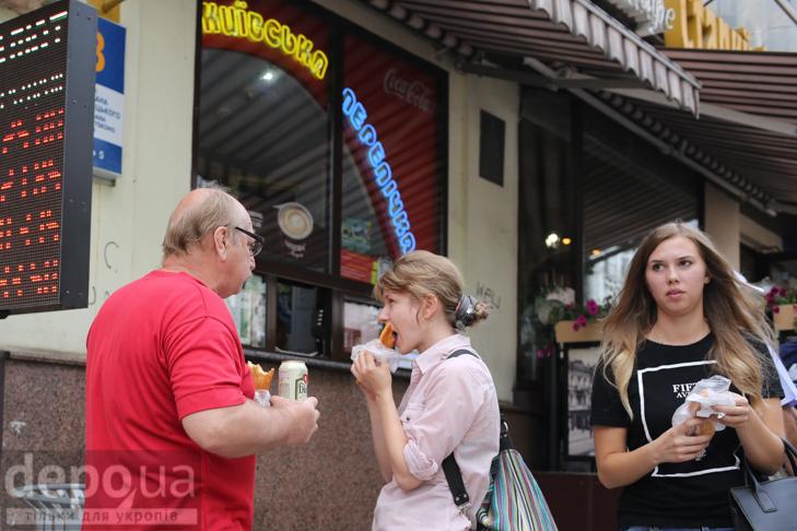 15 фотографій про те, що Київ неможливий без вуличної їжі - фото 5