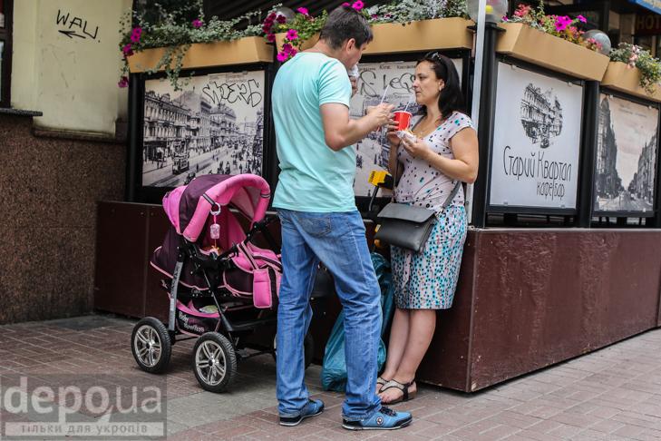 15 фотографій про те, що Київ неможливий без вуличної їжі - фото 7
