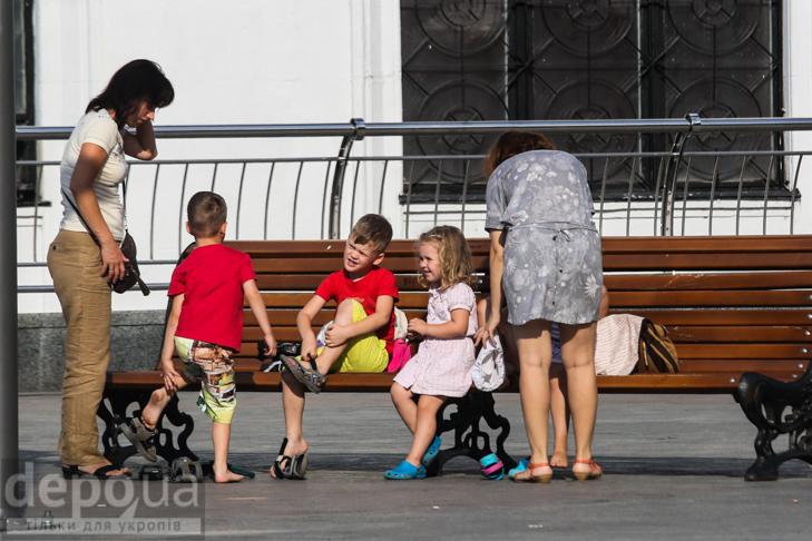 20 фото про те, що Київ неможливий без дітей - фото 3