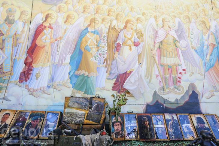 Як бійці добробатів поминали побратимів, загиблих під Іловайськом - фото 10