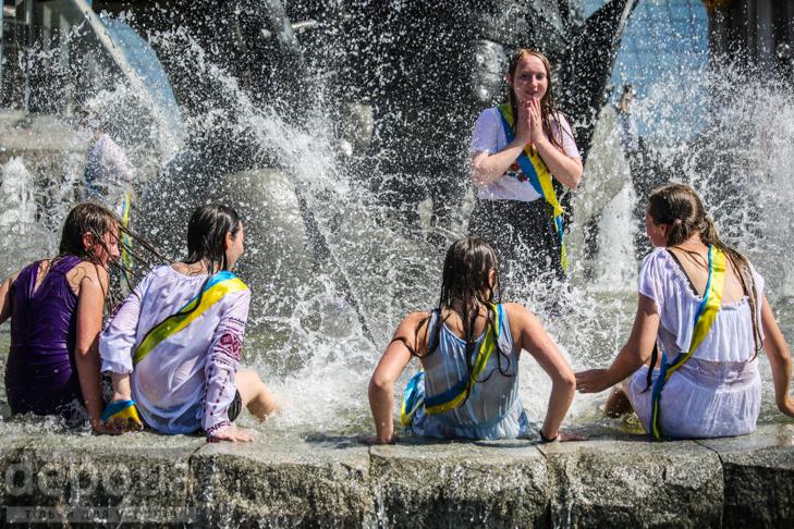 Випускний у фонтанах - фото 29