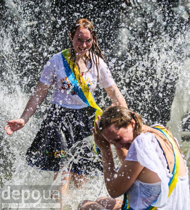 Випускний у фонтанах - фото 30