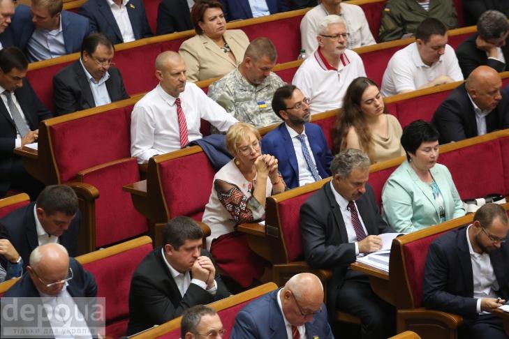 """""""Перше вересня"""" Верховної Ради (ФОТОРЕПОРТАЖ) - фото 4"""