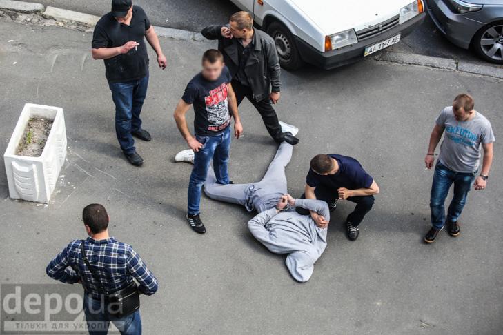 У центрі Києва сталася стрілянина - фото 2