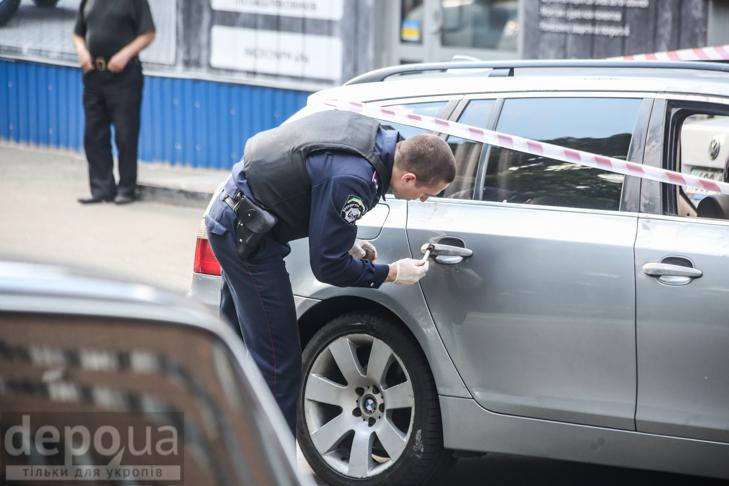 У центрі Києва сталася стрілянина - фото 6