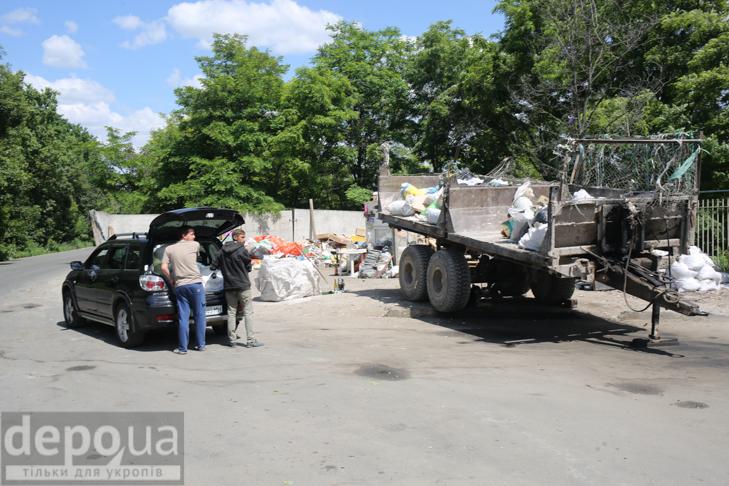 Табір йде… у Підгірці: як роми захопили головне сміттєзвалище Києва - фото 6