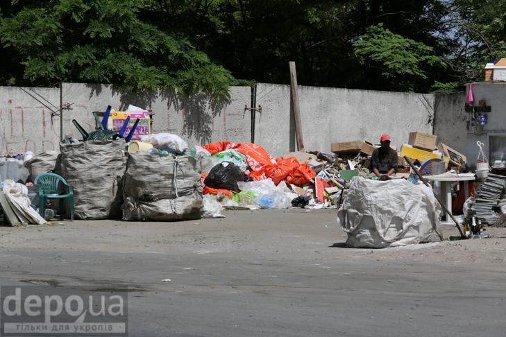Табір йде… у Підгірці: як роми захопили головне сміттєзвалище Києва - фото 5