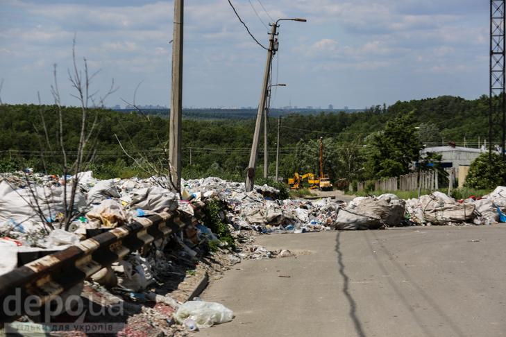 Табір йде… у Підгірці: як роми захопили головне сміттєзвалище Києва - фото 15