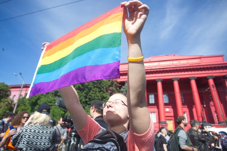 Як пройшов Марш рівності у Києві - фото 2