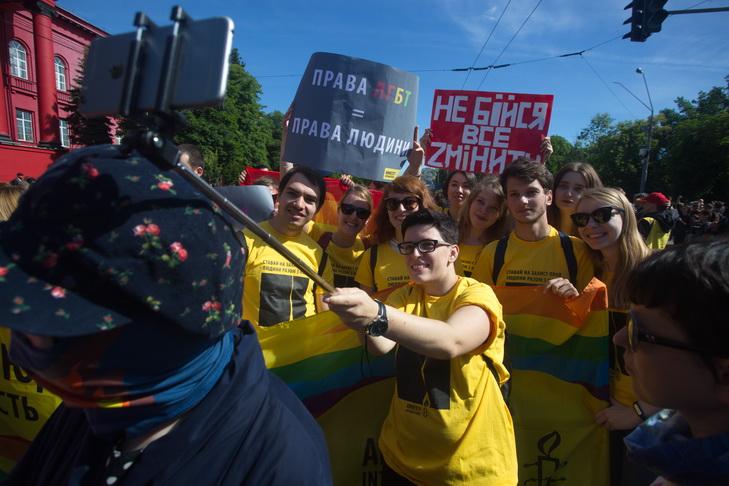 Як пройшов Марш рівності у Києві - фото 4