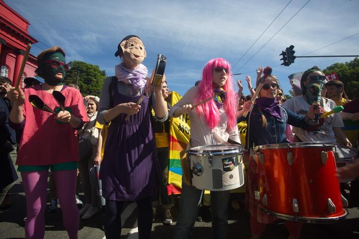 Як пройшов Марш рівності у Києві - фото 7
