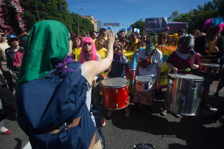 Як пройшов Марш рівності у Києві - фото 8