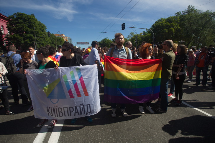 Як пройшов Марш рівності у Києві - фото 9