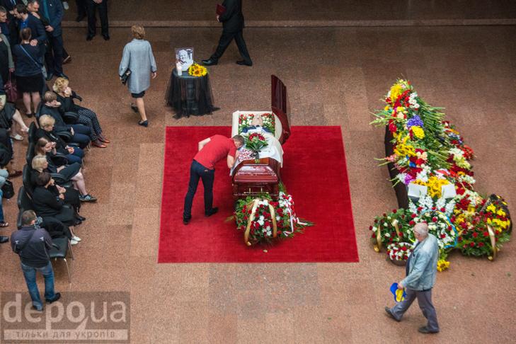 Як Україна прощалась з Павлом Шереметом (ФОТОРЕПОРТАЖ) - фото 24