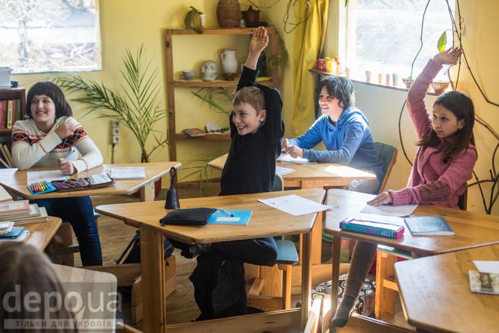 """Без оцінок і підручників: Як столичні діти здобувають освіту на """"Дослідах"""" і """"Теревенях"""" - фото 9"""