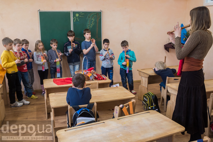 Щоб не замучити дитину: Підручники – геть! Нумо стрибати і грати на флейті - фото 11