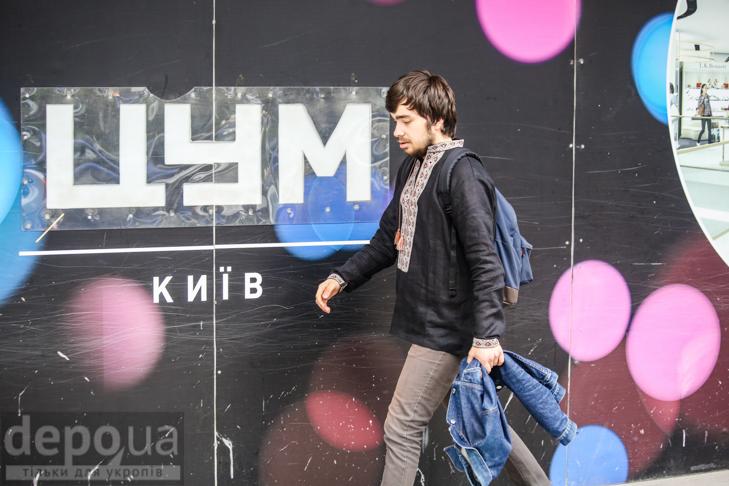 Код нації: Київ вдягнувся у вишиванки - фото 12