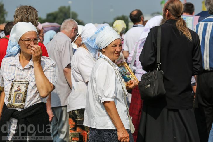 Як відпочивали під Борисполем учасники Хресної ходи - фото 22