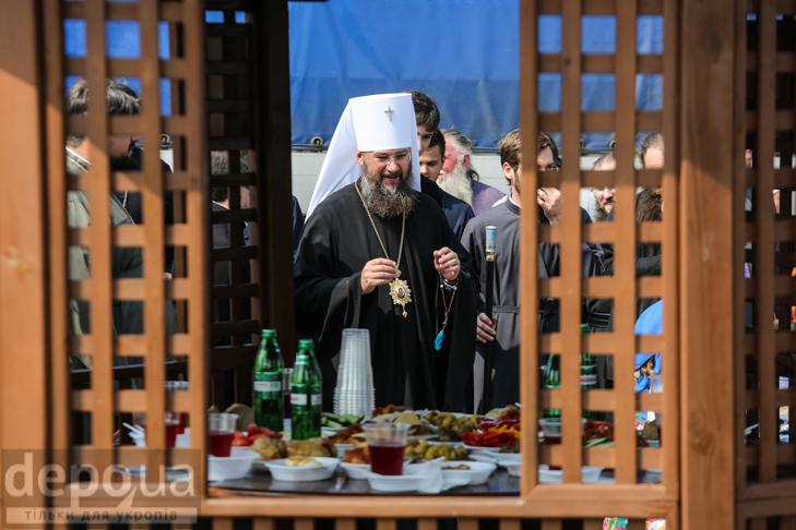Як відпочивали під Борисполем учасники Хресної ходи - фото 29