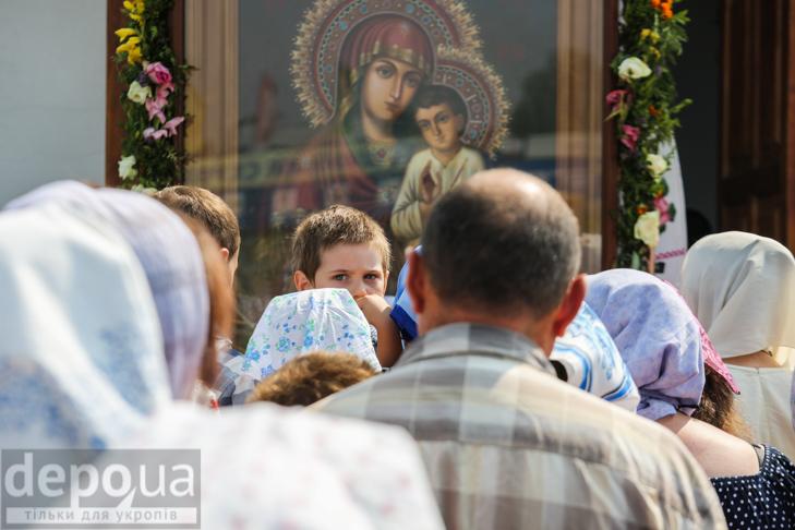 Як відпочивали під Борисполем учасники Хресної ходи - фото 8