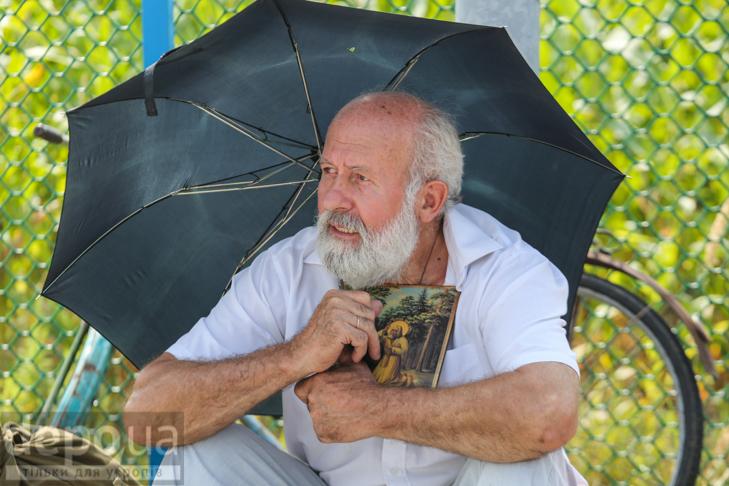 Як відпочивали під Борисполем учасники Хресної ходи - фото 26