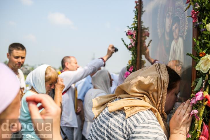 Як відпочивали під Борисполем учасники Хресної ходи - фото 9