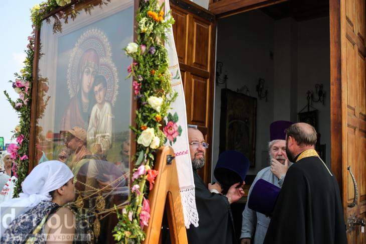 Як відпочивали під Борисполем учасники Хресної ходи - фото 10