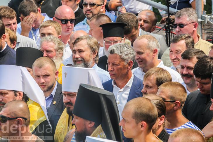 Як УПЦ МП хрестило Русь на Володимирській гірці - фото 24