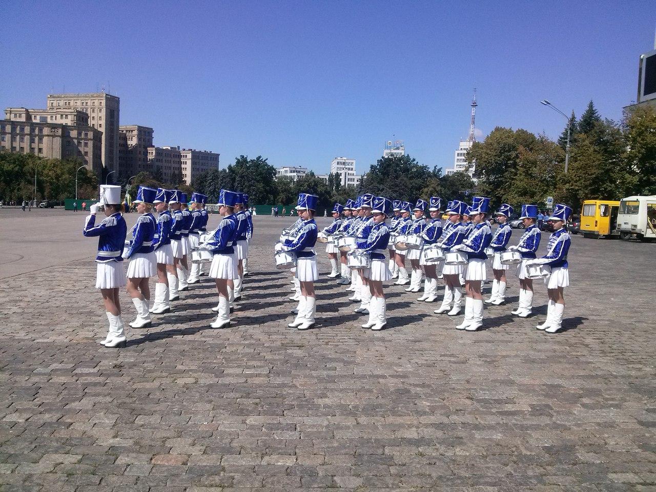 Як у Харкові святкують річницю Національної поліції  - фото 3
