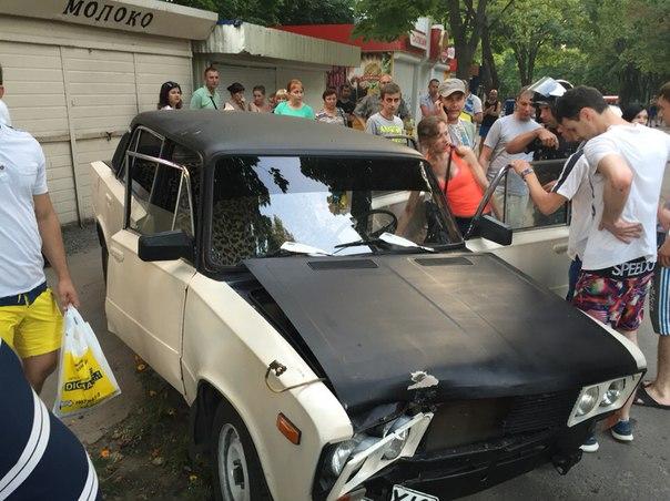 У Харкові п'яний водій влаштував ДТП  - фото 1