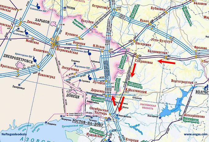 """Підрив газопроводу на Луганщині не спричинить газового колапсу в """"ЛНР"""", - експерт - фото 1"""