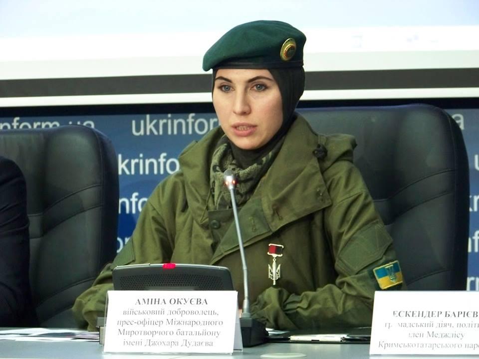 Краса рятує Україну: ТОП-10 красунь-бійців АТО - фото 11