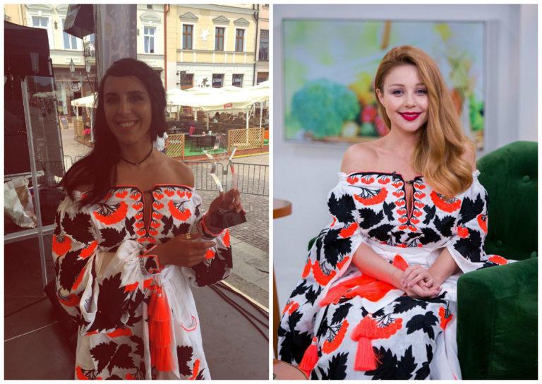 Джамала і Тіна Кароль вийшли в світ в однакових вишиванках - фото 1