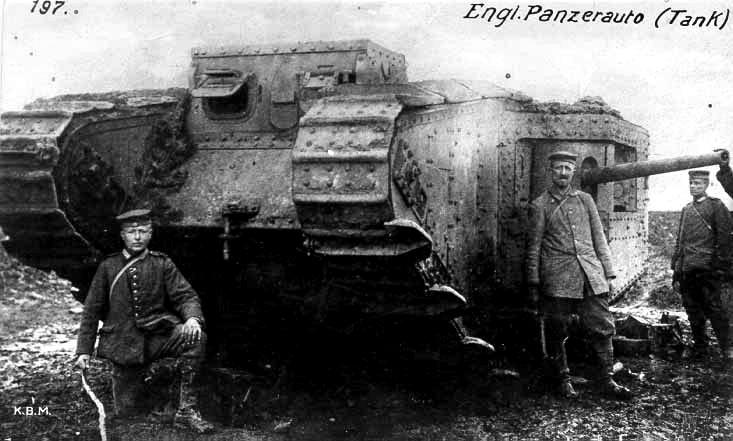 Сьогодні танку виповнюється 99 років - фото 2