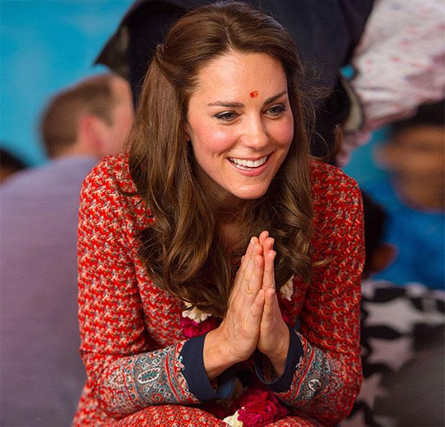 Як Кейт Міддлтон косить під принцесу Діану - фото 40