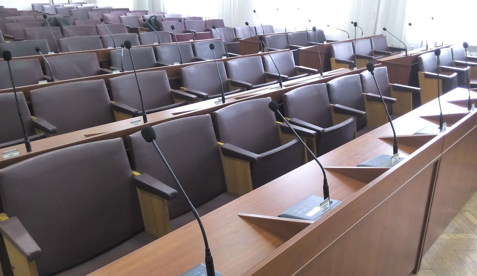 У Вінницькій райраді запровадили поіменне голосування - фото 1