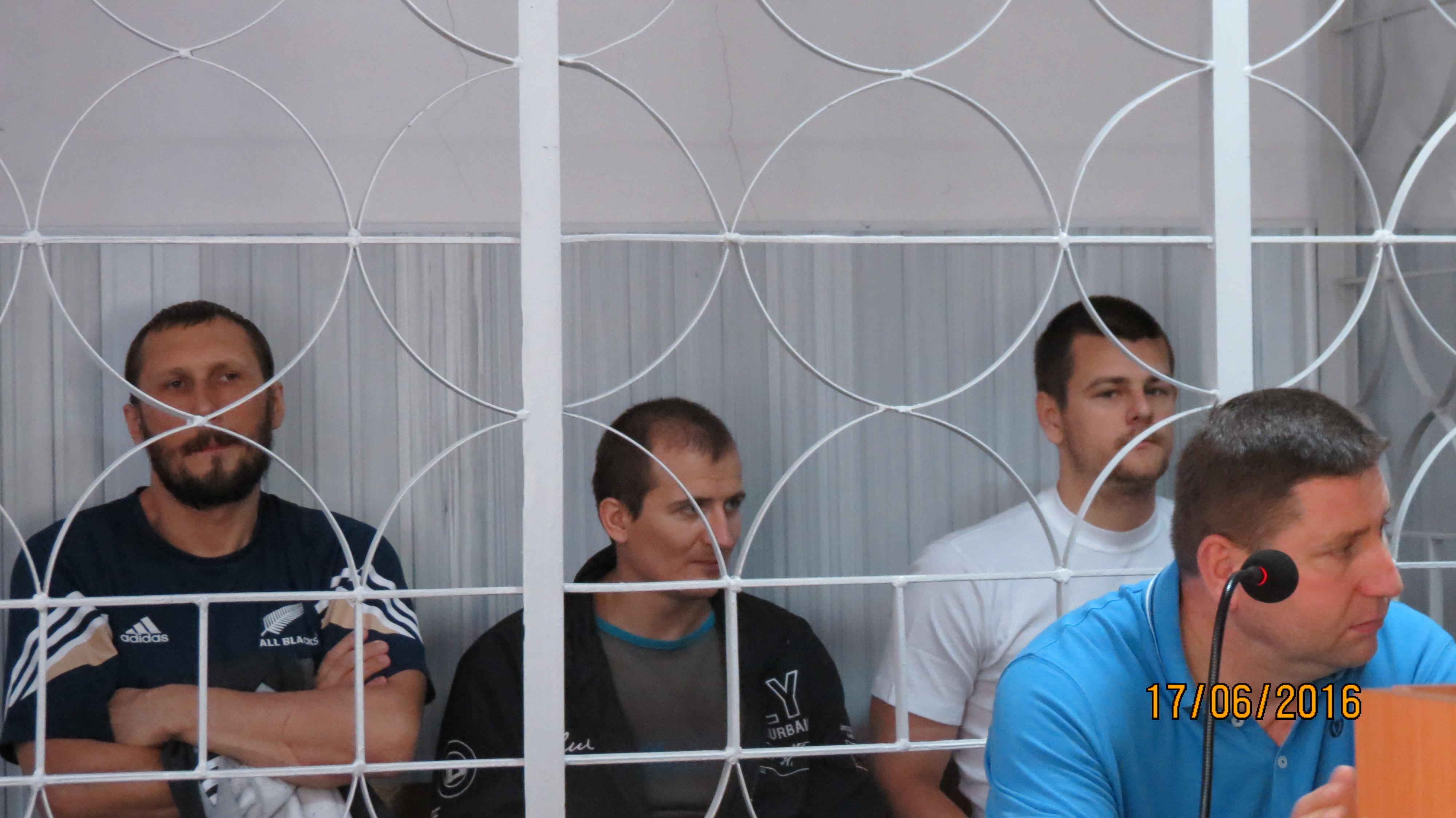 """У Миколаєві троє прихильників """"Новоросії"""" відбулися умовним строком"""