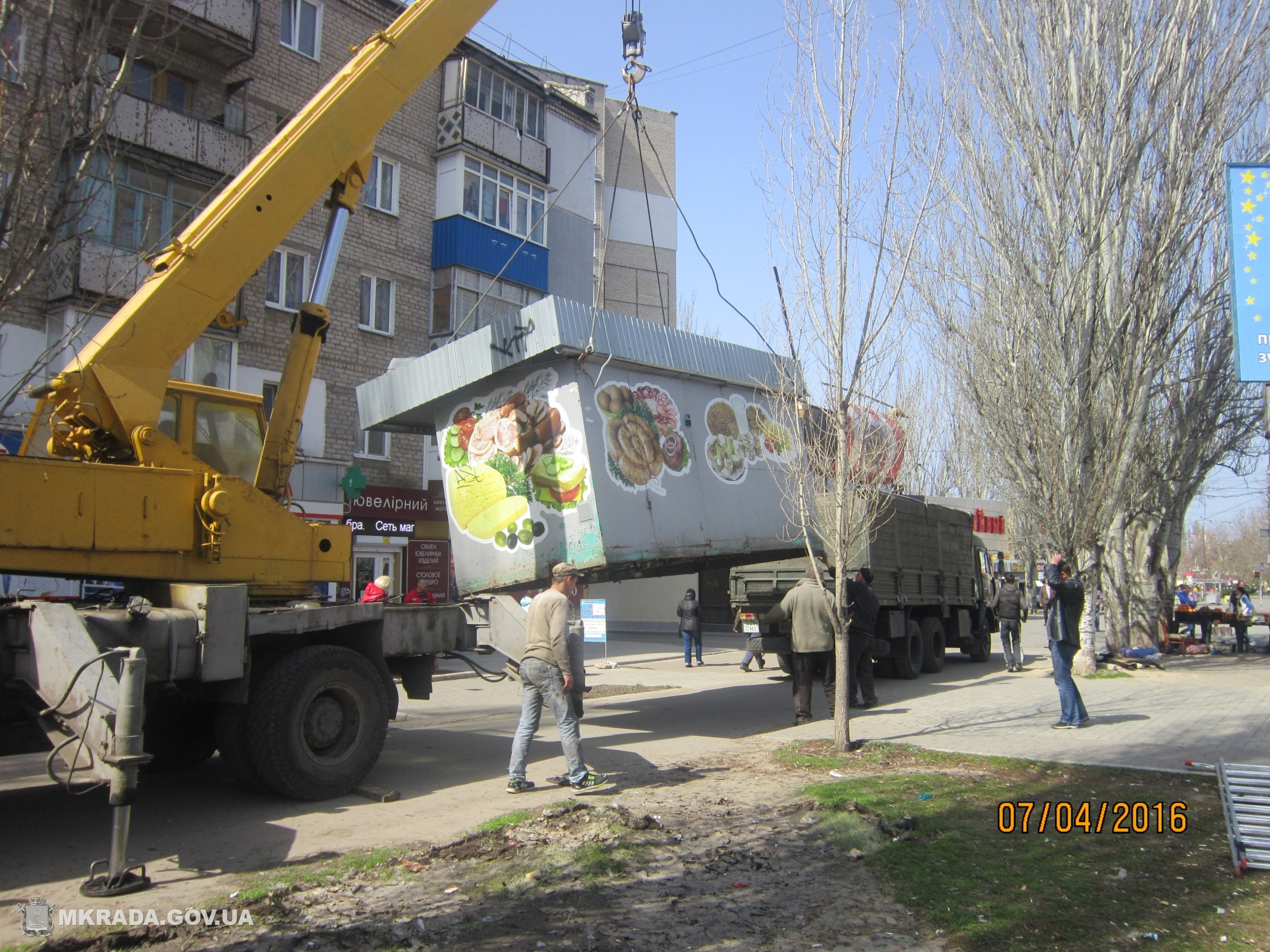 """У Миколаєві адміністрація району """"похвалилася"""" десятьма протоколами на незаконний торговців"""