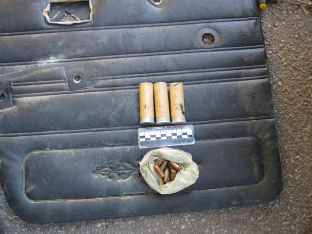 На Харківщині затримали російського пенсіонера з боєприпасами - фото 1