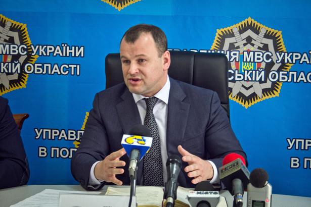 Голова ГУ МВС у Луганській області Анатолій Науменко - фото 18