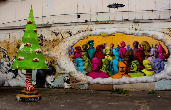 Усі мурали Києва - фото 61