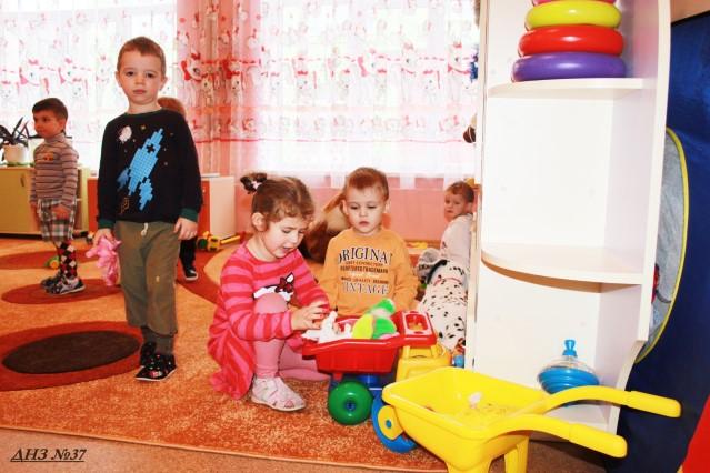 У Вінниці відкрили три додаткових групи в дитячих садочках - фото 1