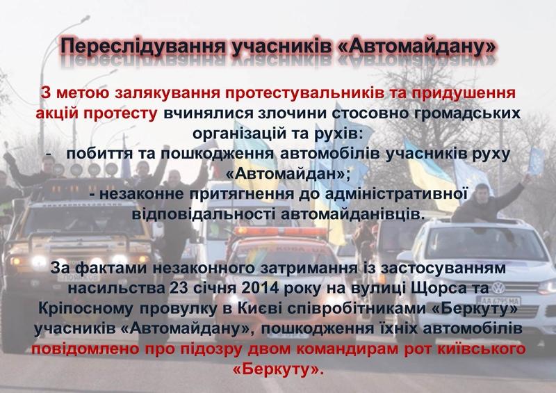 """ГПУ наочно показали, як Янукович """"зачищав"""" Майдан (ІНФОГРАФІКА) - фото 12"""