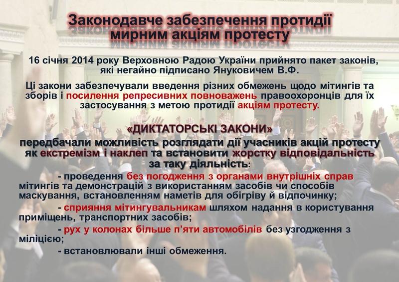 """ГПУ наочно показали, як Янукович """"зачищав"""" Майдан (ІНФОГРАФІКА) - фото 14"""