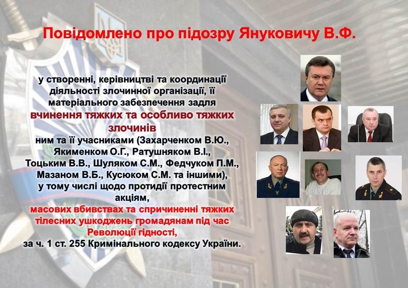 """ГПУ наочно показали, як Янукович """"зачищав"""" Майдан (ІНФОГРАФІКА) - фото 38"""
