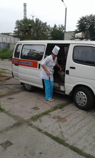 В Миколаївському морпорту гасили дизпаливо - фото 2
