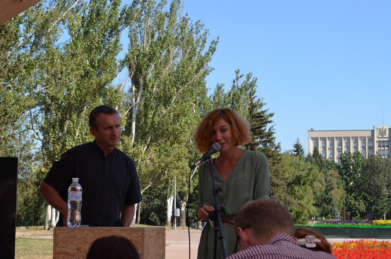 Київський архітектор пропонує миколаївціям змістити центр уваги на Нижню Набережну